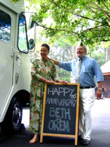 50th Wedding Anniversary / Litchfield, Connecticut