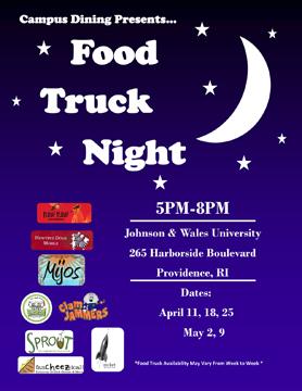 Kennedy Plaza Food Truck Schedule