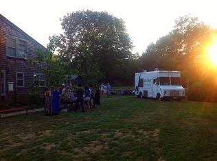 Rehearsal Dinner / Jamestown, Rhode Island