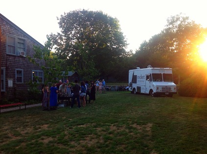 Rehearsal Dinner / Jamestown, Rhode Island