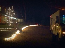 Surprise Christmas Party, North Kingston, Rhode Island