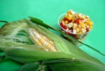 Just-Picked Corn Salad with Ruwet Farm Local Sweet Corn