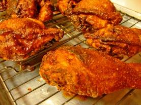 Nashville Style Fried Chicken