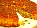 Tortilla Espanola . . . Potato and Onion Cake