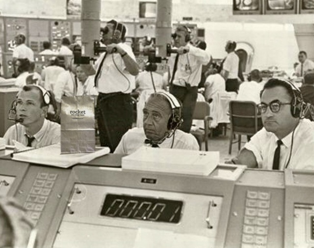 countdown at control room