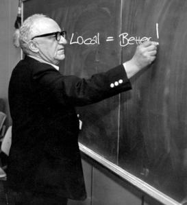 Local = Better Chalkboard