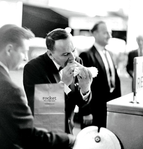 sinatra with bag