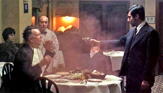 godfather louis restaurant