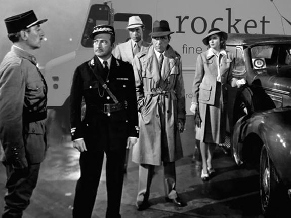 Casablanca Rocket