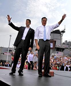 APTOPIX Romney 2012