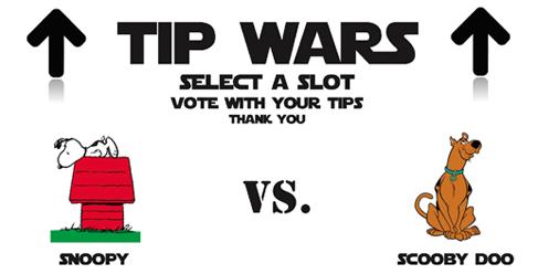 tip wars