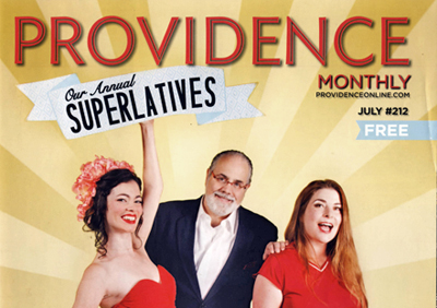 prov monthly cover